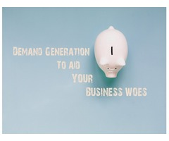 How a Demand Generation Company can End your Business Woes?