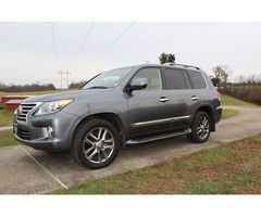 USED 2013 Lexus LX 570 Base