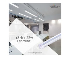 Purchase Now T8 4ft 22w LED Tube For Lightning Your Indoor