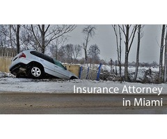 Insurance Attorney in Miami
