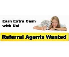 Looking for Referral Agents
