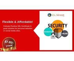 Secure Your Small Business Website With Comodo Positive SSL Certificate | free-classifieds-usa.com