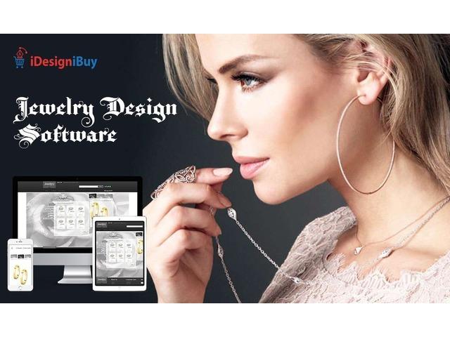 Online jewelry design software