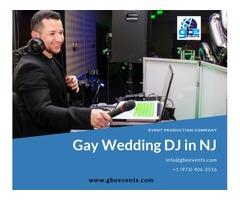 Gay Wedding DJ in NJ