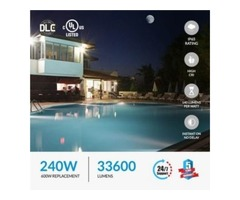 Install Outdoor LED Flood Lights for More Beautiful Ambience