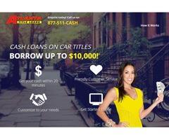 Atlanta Title Loans - Cash Loans On Car Titles