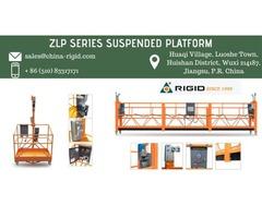ZLP Series Suspended Platform | ZLP250 | ZLP500 | ZLP630 | ZLP800 | ZLP1000