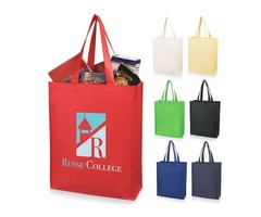 Order Promotional Non Woven Tote Bags from PapaChina