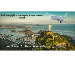 Bookings available for Los Angeles on Low-Cost at Southwest Airlines Reservations