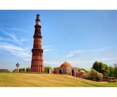 Heritage Walk in Delhi, India