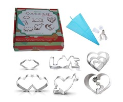 13 Piece Cookie Cutter