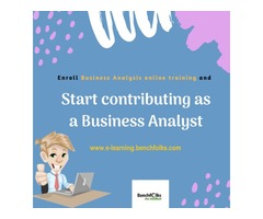 Enroll Business Analyst Training dallas