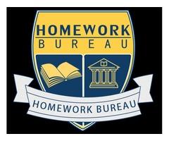 24/7 Online Assignment Help by Homework Bureau