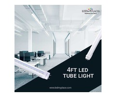 No More High Energy-Bills With 4ft LED Tubes, Buy Now!