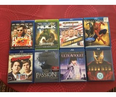 American Blu-ray movie collection for sale