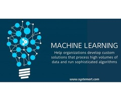 Best Machine Learning Solutions Provider - Systemart