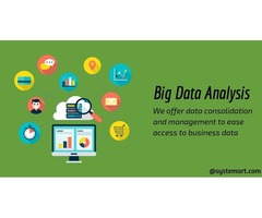 Best Big Data Solution provider in New Jersey | Systemart, LLC