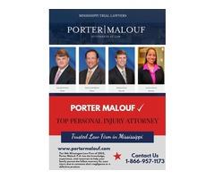 18 Wheeler Accident Attorney | Mississippi | Porter Malouf