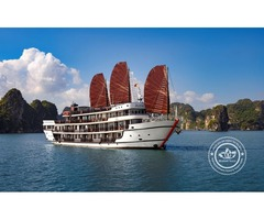 Alisa Cruises in Ha Long Bay For Luxury Tours in Ha Long Bay