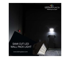 Secure Your Outdoor by Using LED Wall Pack Light