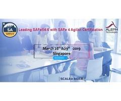 Aleph technologies | Leading SAFe |