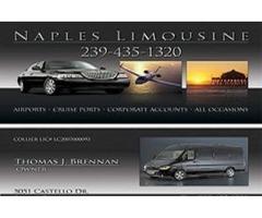 Private Luxury Sedan Car Service in Naples |Naples Limousine