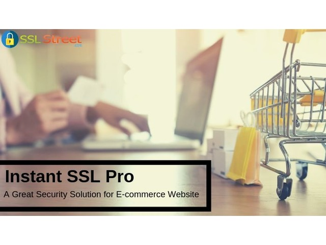 Buy Comodo Instant SSL Pro Certificate & Secure Your Ecommerce Website and Transactions | free-classifieds-usa.com