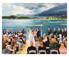 Wedding Event Painter