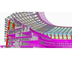 Structural CAD Drafting Services USA - Silicon Outsourcing