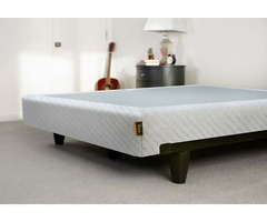 Bed Frame And Mattress Set - Copper bed frame queen