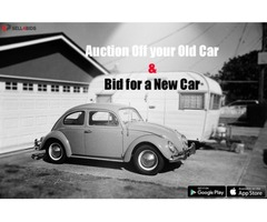 Sell and buy used stuff Locally Using Sell4bids App