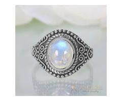 Moonstone Ring Magical Alchemy-GSJ