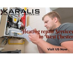Finding Professional Heating System Repair Services Near West Chester, PA