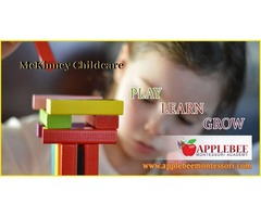 Consult with the best McKinney Childcare-Applebee Montessori Academy