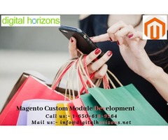 The best Custom Module Development Services for Magento