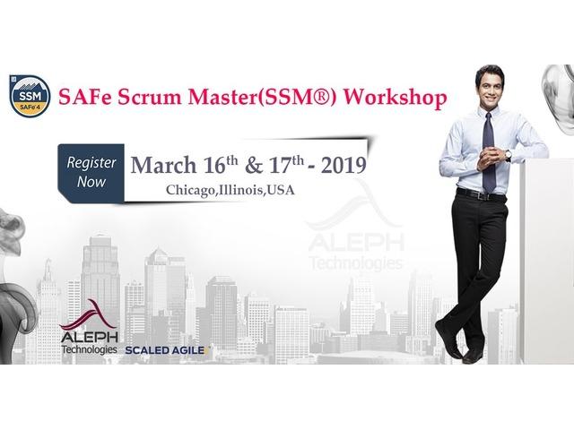 Aleph technologies | Safe Scrum Master | free-classifieds-usa.com
