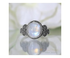 Moonstone Ring A Million Stories-GSJ