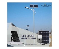 Switch to the best LED Solar Street Light
