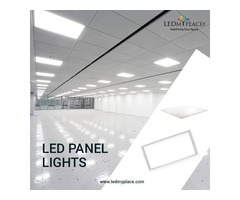 LED Panel Lights Bring New Age Technology At Affordable Price