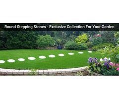 Round Stepping Stones - Exclusive Collection For Your Garden