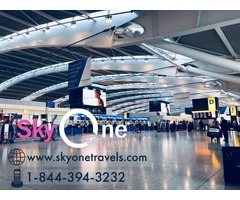 Hassle free and stress free booking with Sky One Travels!