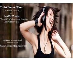 Twist Shake Shout ( Workout Version)