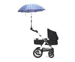 Baby Stroller Adjustable Umbrella Holder Parasol Bracket