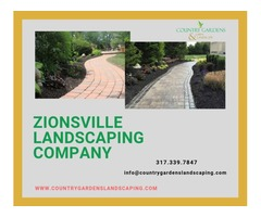 Zionsville Landscaping Company