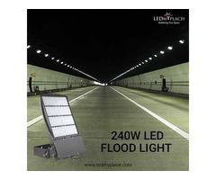 Purchase Now! 240W LED Flood Light At Discount Limited Offer