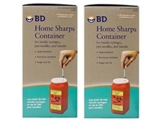 Bd home sharps container disposal | free-classifieds-usa.com