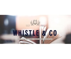 Whistle & Co || We Provide Book Reviews for Writers