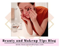 Beauty and Makeup Tips Blog for Glowing Skin