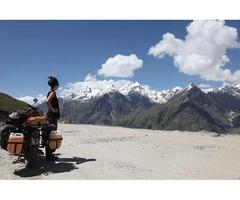 Brandy Nala Trek Ladakh, India