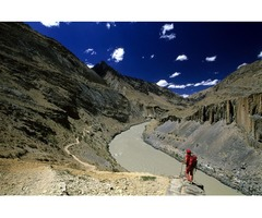 Padum Lamayuru Trek Ladakh, India